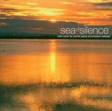 SEA OF SILENCE 3 = Buchert/AKMusique/SDL/Eskay..=2CD= DOWNTEMPO AMBIENT CHILLOUT