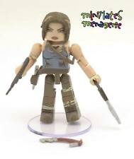Tomb Raider Minimates Wave 1 Battle Damaged Lara Croft