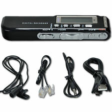 8GB Best Voice Activated Mini Clip USB Spy Pen Digital Audio Voice Recorder Mp3
