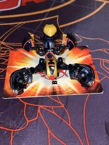 Bakugan BakuTech Darkus Borg Mashisas Japan Import Toy