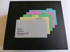 Mute Audio Documents «1978 - 1984» - 10 CD Box Set (2007)