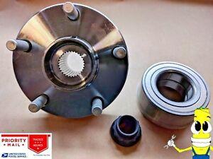 Premium Front Wheel Hub & Bearing Assembly Kit for Lexus RX350 2009-2015
