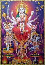"""Durga Maa, Kali Saraswati Lakshmi - Big Size Hinduism POSTER (20""""x28"""")"""