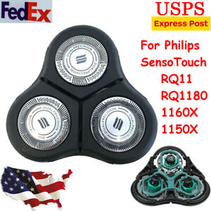 Replacement Shaver Head for Philips Norelco SensoTouch RQ11 RQ1180 1150X 1160X