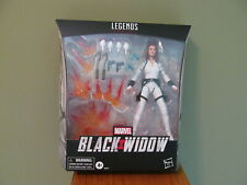 Marvel Legends Black Widow 6 inch Deluxe Action Figure with Display Stand.
