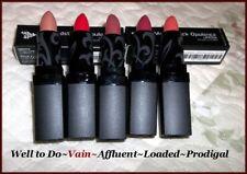 "Nib Younique Moodstruck Opulence Lipstick Multi Colors ""You Choose"""