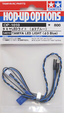 Tamiya 54010 Bleu LED Lumière 3mm Bleu modélisme