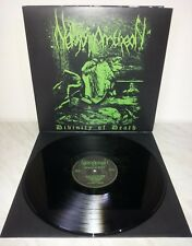 LP NEKROMANTHEON - DIVINITY OF DEATH  - GERMANY PRESS