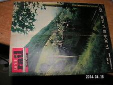 Notre Metier La vie du Rail n°373 Ligne de la Mure Emile Zola Paris-Strasbourg