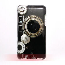 Retro Camera Print Hard Back Case Cover Skin for iPod Touch 4 gen 4th generation