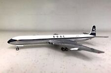 DH 106 COMET 4 BOAC G-APDT Ref: ARD2012 'polished a die-cast model in 1/200