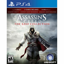 Assassin's Creed: The Ezio Collection ( Playstation 4 / PS4 )