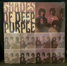 Deep Purple Shades Of Deep Purple Creative Sounds Reissue LP SEALED Notched