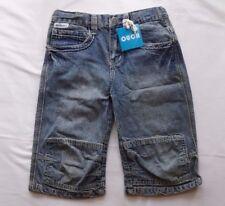 Ouch Boys Denim Shorts Adjustable Waist - Size 8 NEW
