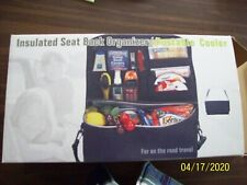 New listing Insulated Car Seat Organizer-Portable Cooler