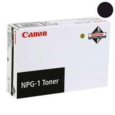 TONERS /CARTOUCHE ENCRE NOIR  CANON  NPG-1 LOT DE 6 PIECES