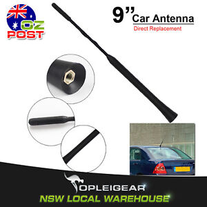 9 inch Radio Roof Sprial  Antenna Aerial Plug and Play For Ford Fairlane Foucs