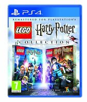 Lego Harry Potter Collection For PS4 (New & Sealed)