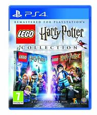 Lego Harry Potter Collection Years 1-7 For PS4 (New & Sealed)