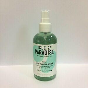 Isle of Paradise self- tanning water medium 200ml