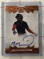 2015 Leaf Ultimate Draft MANUEL MANNY MARGOT On-Card/AUTO PADRES