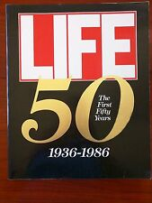 Life 50 The First 50 Years 1936-1986 Paperback