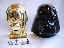 ⭐️ 1994 STAR WARS Darth Vader C3P0 Cantina Lewis Galoob Figures Micro Machines