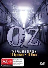 Oz : Season 4 (DVD, 2008, 6-Disc Set) PAL REGION 4