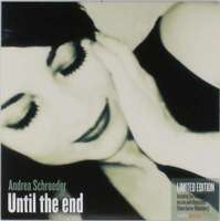 Andrea Schroeder- Until The End-Limited Edition 7 Single NEW- 2014