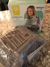 Lille Baby Complete All Seasons Breathable 3D Mesh Baby Carrier, Stone-NEW
