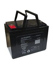 2 X 12V 75Ah (AS 70Ah & 80Ah) - Pride, SHOPRIDER, INVACARE, Freerider batteries