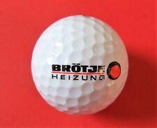 Pelota de golf con logo-nº 102-golf bola logotipo logotipo pelotas