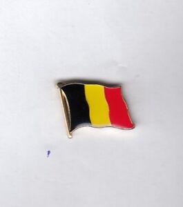 Belgium Flag Pin, Pin, Flag, Pin, Belgique Belgium