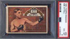 1951 Topps Ringside Boxing #60 Abe Attell PSA 6 *697636