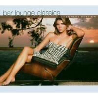BAR LOUNGE CLASSICS-SUNSET EDITION 2 CD NEUWARE