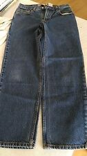 Levis 550 Student Jeans Straight Leg Young Men's  29 W 28 Lgth Used Like New