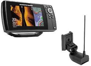 Humminbird Helix 7 SI CHIRP MEGA G3 GPS Fishfinder Combo with Transom Transducer
