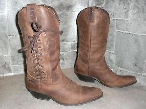 LAREDO Cowboystiefel, Westernstiefel, Gr. 37, echtes Leder !!!