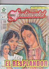 LIBRO SENTIMENTAL, VIRGEN DE GUADALUPE, MEXICO COMO LIBRO VAQUERO, LIBRO SEMANAL