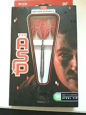 Nathan Aspinall 24gr Gen1 Steel Tip 90% Tungsten Darts  READ DESCRIPTION