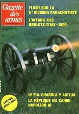 Revue magazine militaire gazette des armes no 128 avril 1984