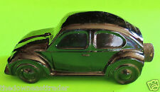 "Avon Vintage ""VOLKSWAGEN"" Car Black Glass 4oz Wild Country After Shave Bottle"