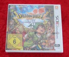 Dragon Quest VII Fragmente der Vergangenheit, Nintendo 3D 3DS Spiel, Neu