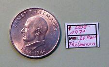 Vorzügliche Münzen der DDR aus Kupfer