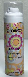Lot of 8 Amika Perk Up Dry Shampoo - 1 oz (Free Shipping)