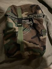 MOLLE Woodland SDS Sustainment Pouch