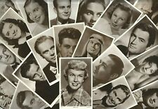 PICTUREGOER FILM STAR POSTCARDS - Cards D101 to D200 - PICK YOUR OWN (RN05)