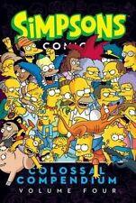 USED (LN) Simpsons Comics - Colossal Compendium: Volume 4 by Matt Groening