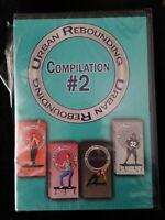 Urban Rebounding DVD Compilation #2 Trampoline Workouts Brand New Sealed