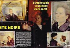 Coupure de Presse Clipping 1984 (4 pages) Annie Girardot dans Liste Noire